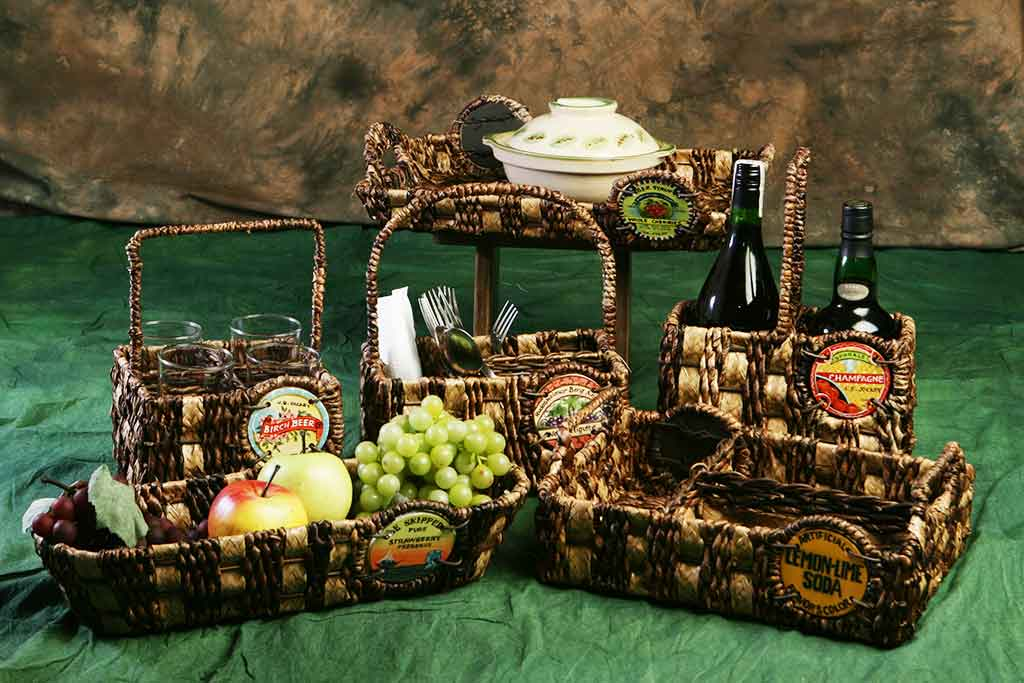 Handicraft Basketry : It s all about basket proudly philippine made