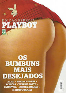 Download - Revista PlayBoy Especial : Os Bumbuns mais Desejados - Maio 2012