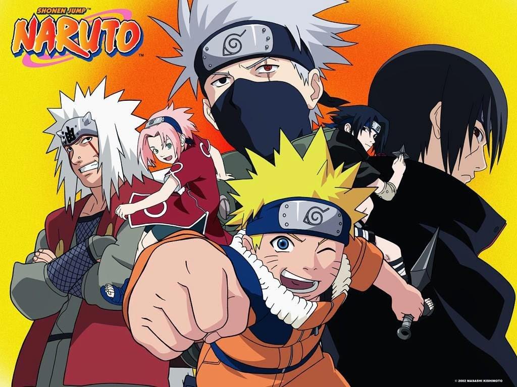 Download Film Anime Naruto Kecil Lengkap Episode   Subtitle Indonesia Batch