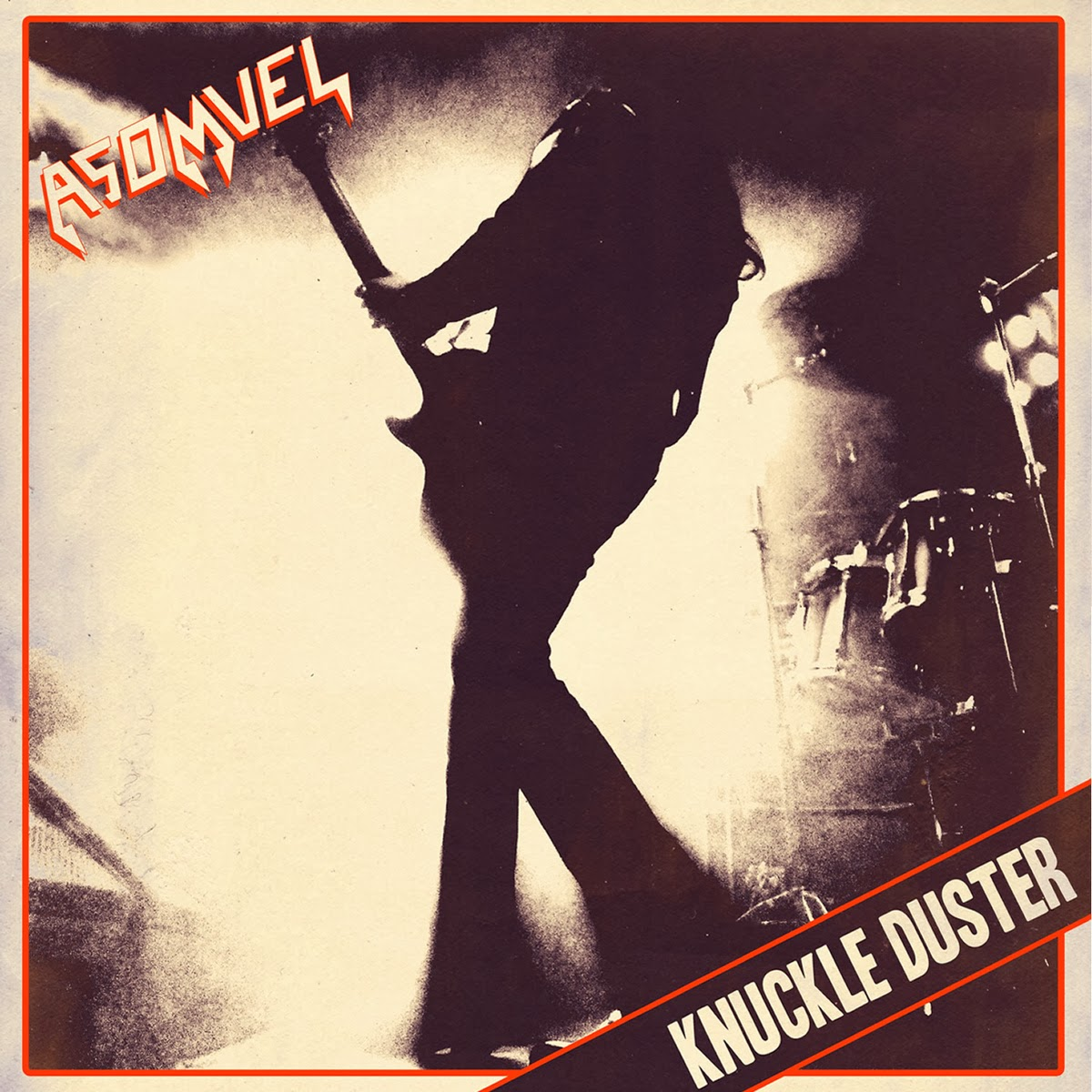 the ripple effect daily bandcamp album knuckle duster by asomvel