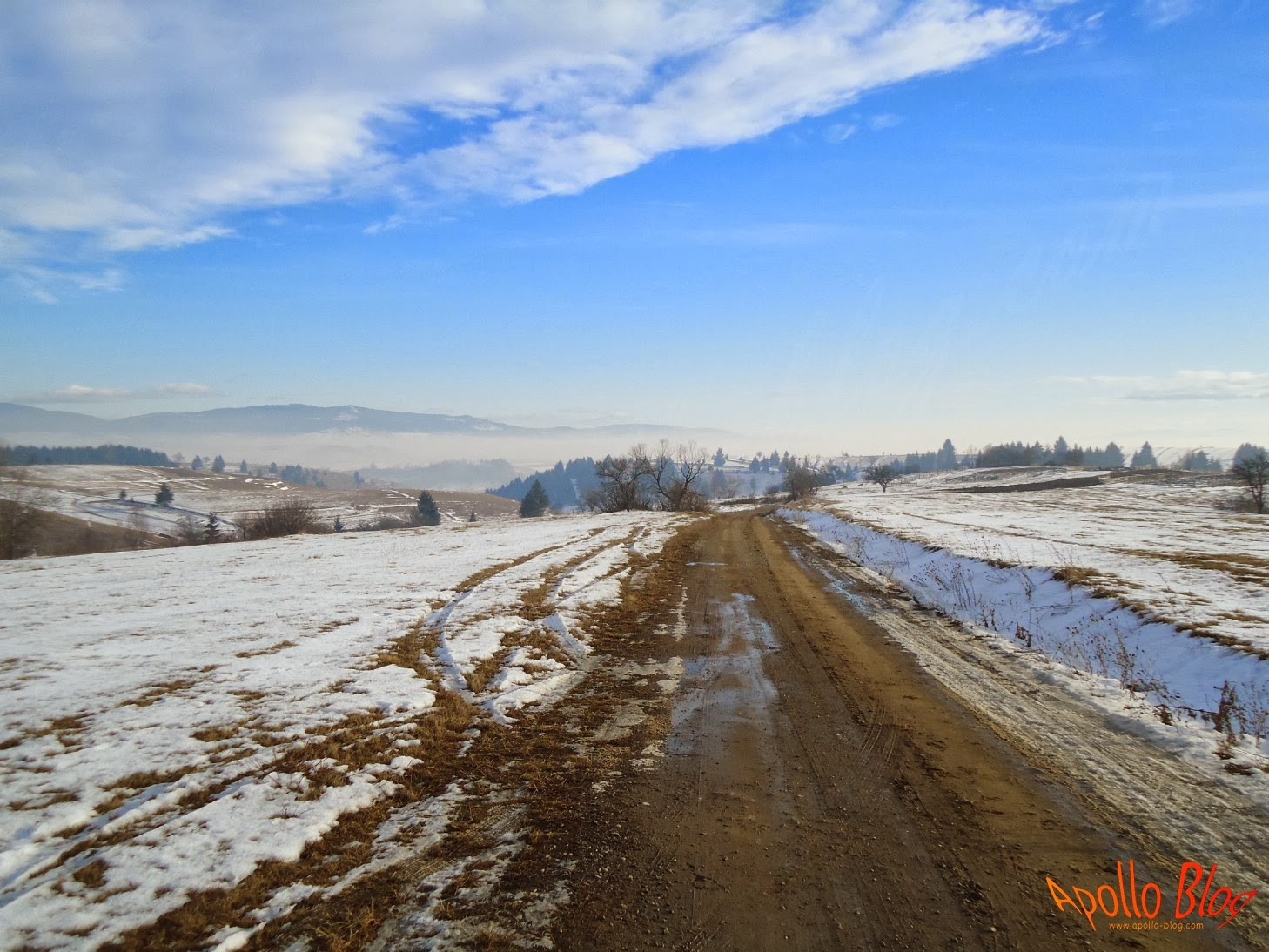 Starea drumurilor din Satul Filpea