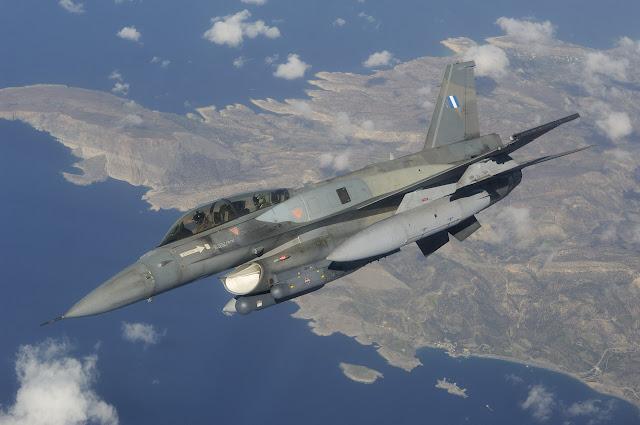 HAF Block-52 F-16