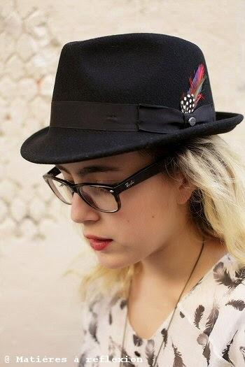 Eshop Stetson chapeau noir Richmond