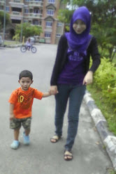walking together :)