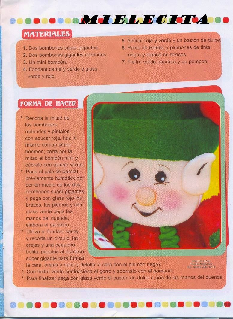 Como hacer bombones navide os blog de santa clauss - Hacer videos navidenos ...