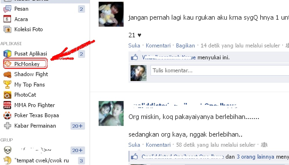 Kata Kata Lucu Untuk Status Facebook 2013 Part 1 /page/222