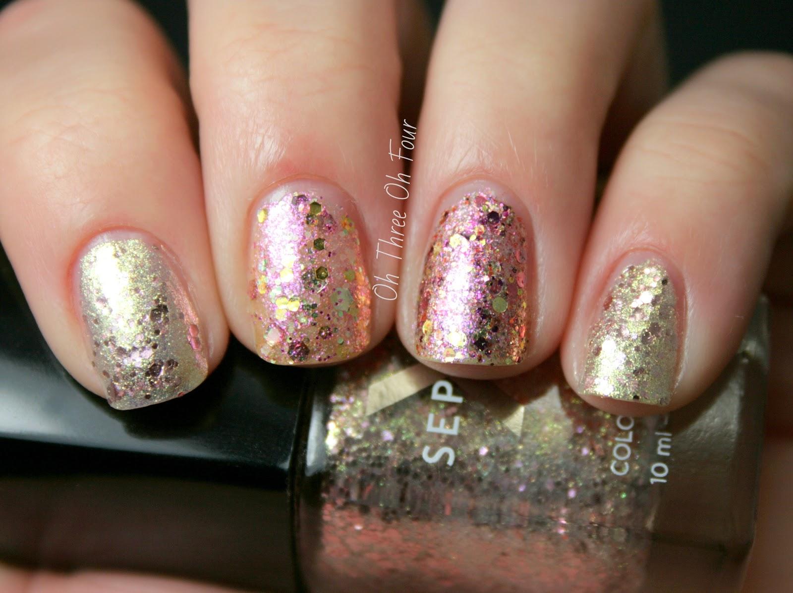 Oh Three Oh Four: Sephora X Ice Princess vs. Rainbow Honey A Little ...