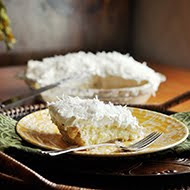 Lorie's Ultimate Coconut Cream Pie