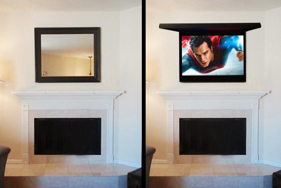 Frame My TV: July 2014