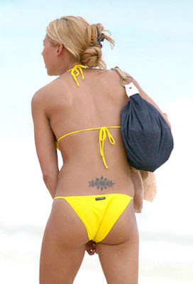 celebrities star tattoo fashion