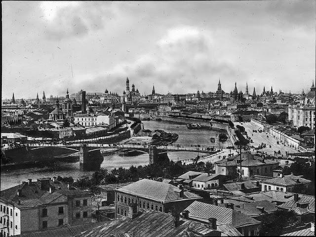 Moscú, 1920-1930