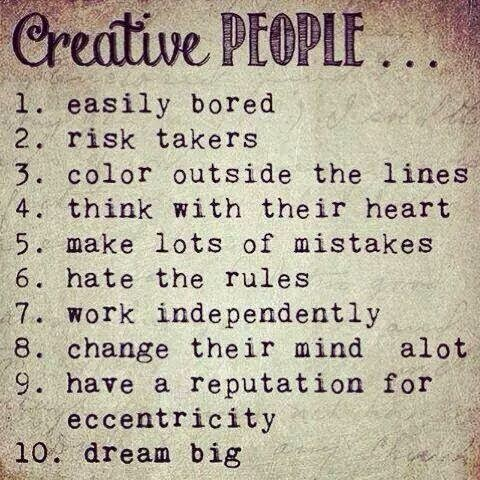 WW ~Orang Yang Kreatif... ~