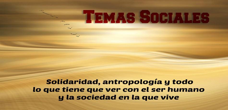 Para saber más de temas sociales