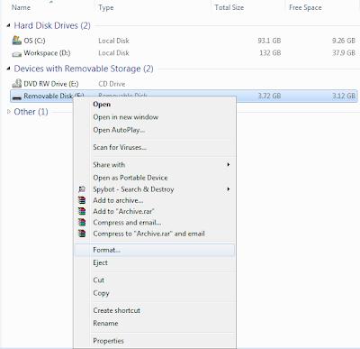 Easy CentOS 6.4 installation using USB thumb drive