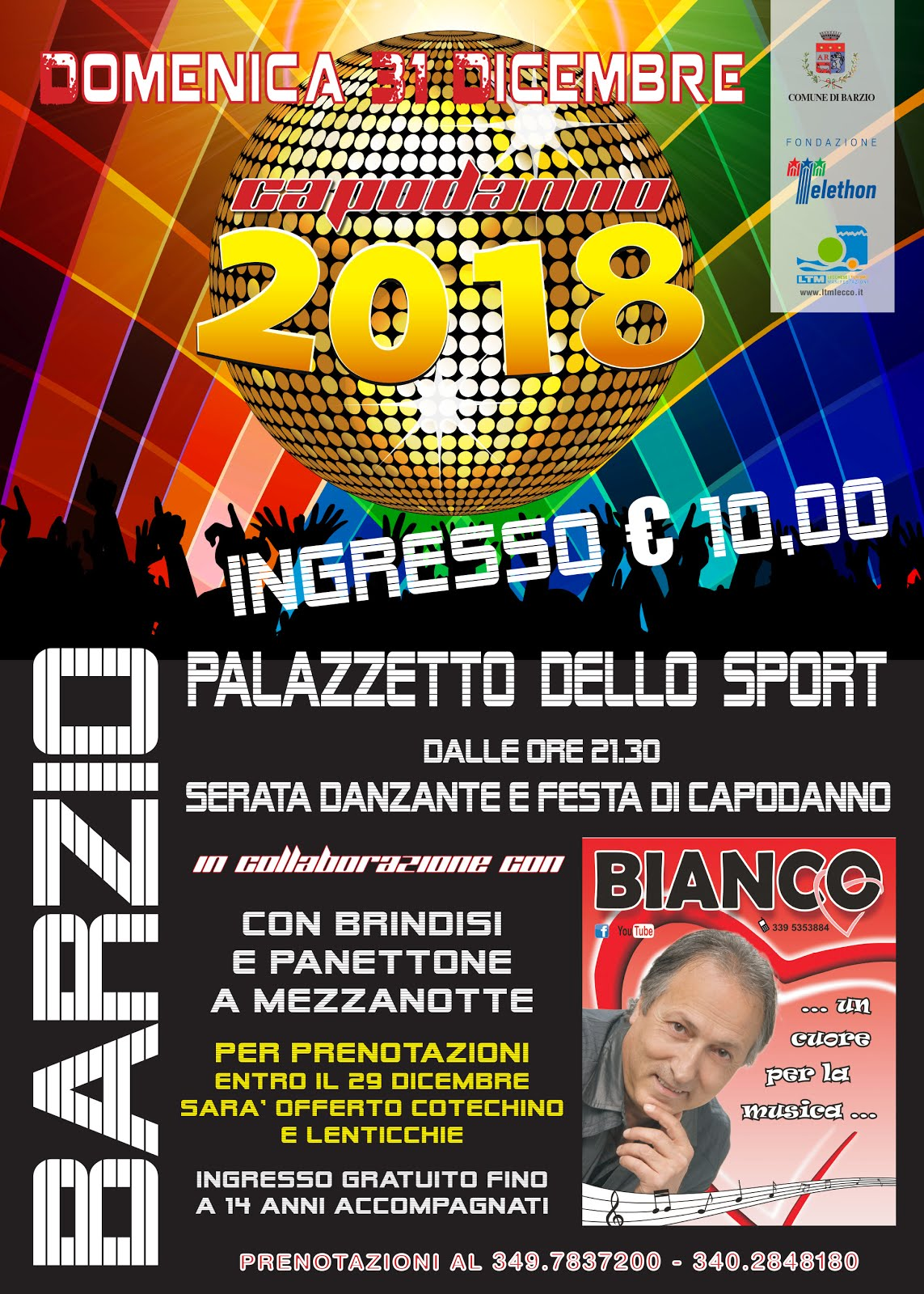 Capodanno in Valsassina