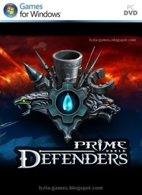 Prime World Defenders PC Cover
