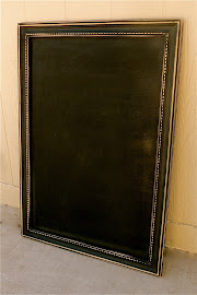 Rustic Chalkboard (SOLD)