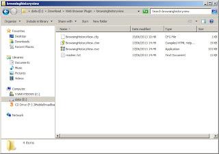 Cara Menyimpan Riwayat Web Browser Firefox, Chrome, Internet Explorer, Dan Safari Dengan BrowsingHistoryView-1