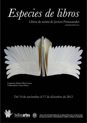 JPintocanales_Expo Especies de libros UCM