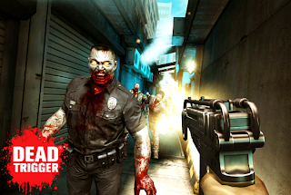 Dead Trigger Rolled out on Android for FREE and it Brings Some New Updates