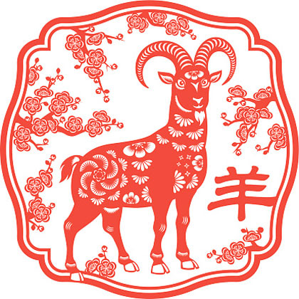 chinese zodiac sheep