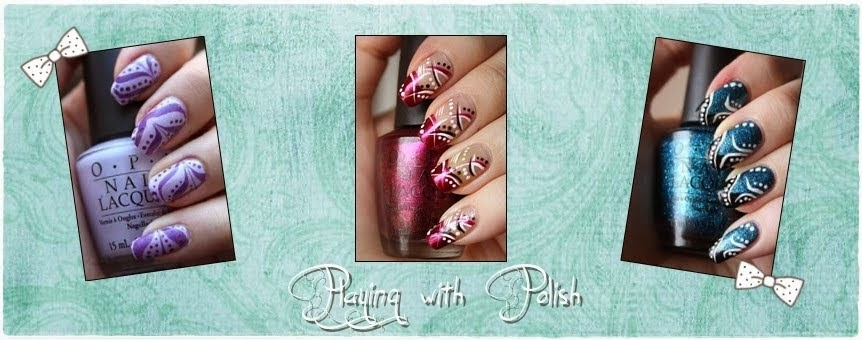 Playing with polish