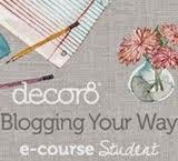 Decor8 e-courses