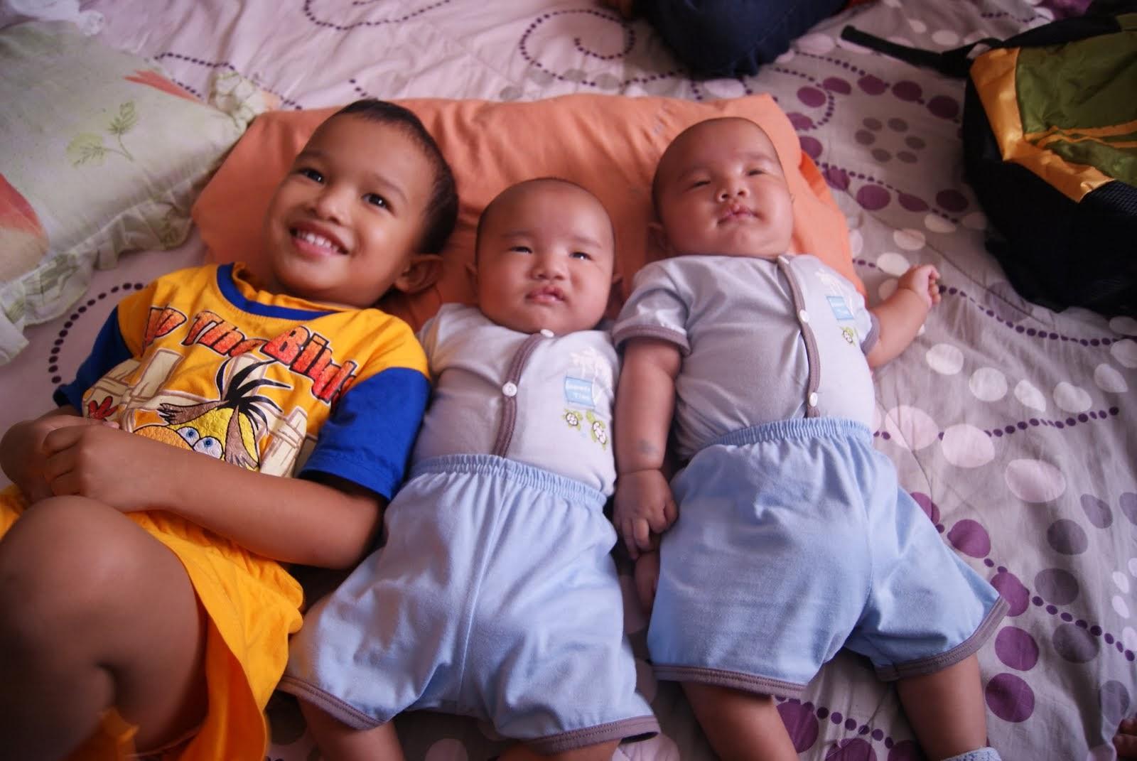 My Cute Nephews :)
