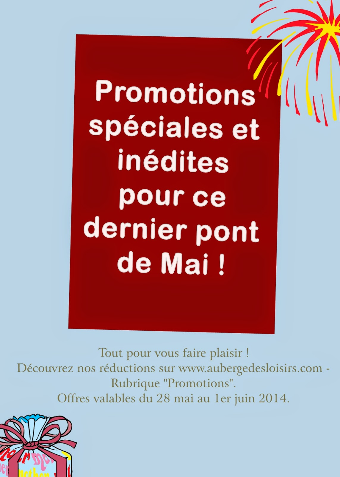http://www.aubergedesloisirs.com/157-promotions