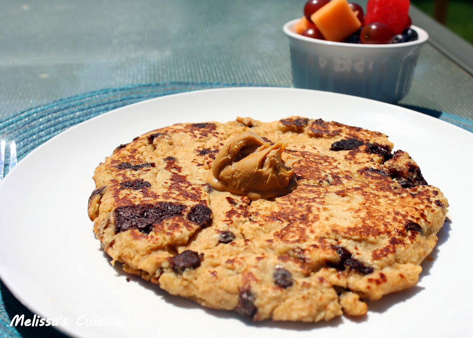 Melissa's Cuisine: Single Serving Oatmeal Pancake