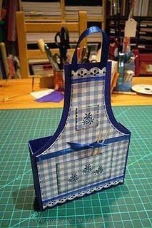 мк коробка для рецептов