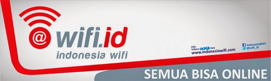 1 Voucher Speedy Instan @Wifi.id Untuk 2 Laptop
