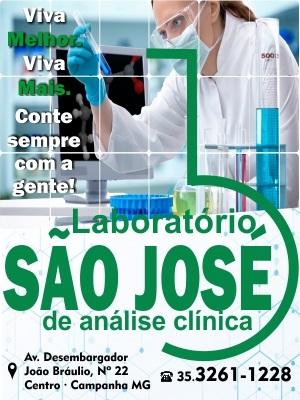 LABORATÓRIO SÃO JOSÉ