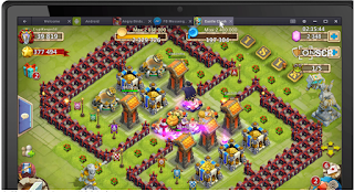 tes multi tabs apps bluestacks 2