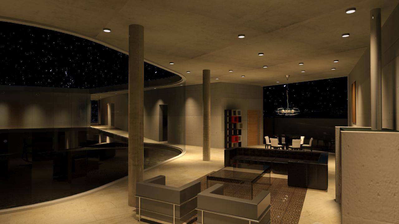 Iluminacion iluminacion de exteriores e interiores - Iluminacion de interiores ...