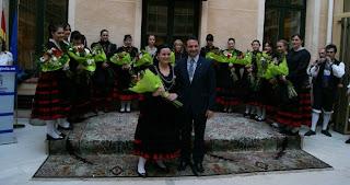 ZUMBA en Segovia - con la Alcaldes y Damas Ferias y Fiestas 2013