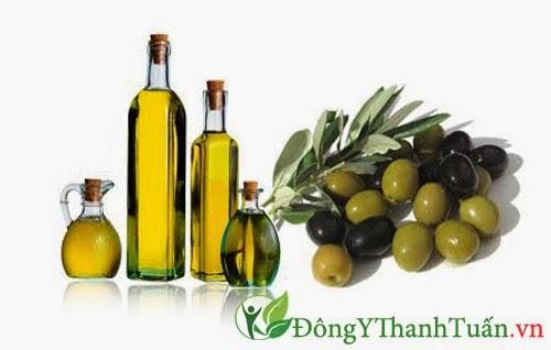 Mẹo chữa đau răng bằng dầu oliu