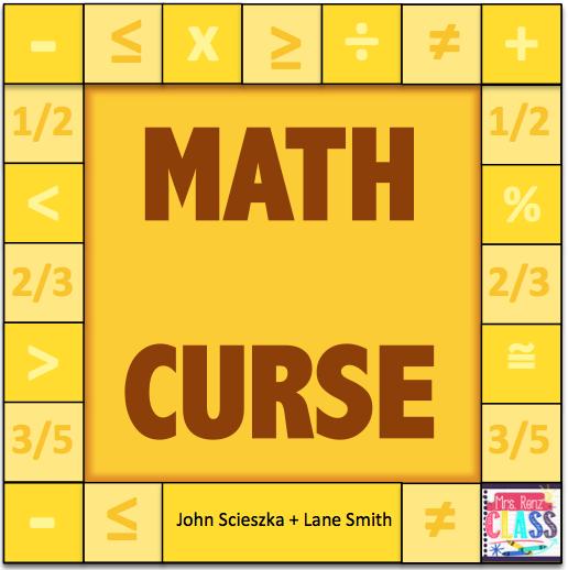 math worksheet : mrs renz  class november 2014 : Math Curse Worksheets