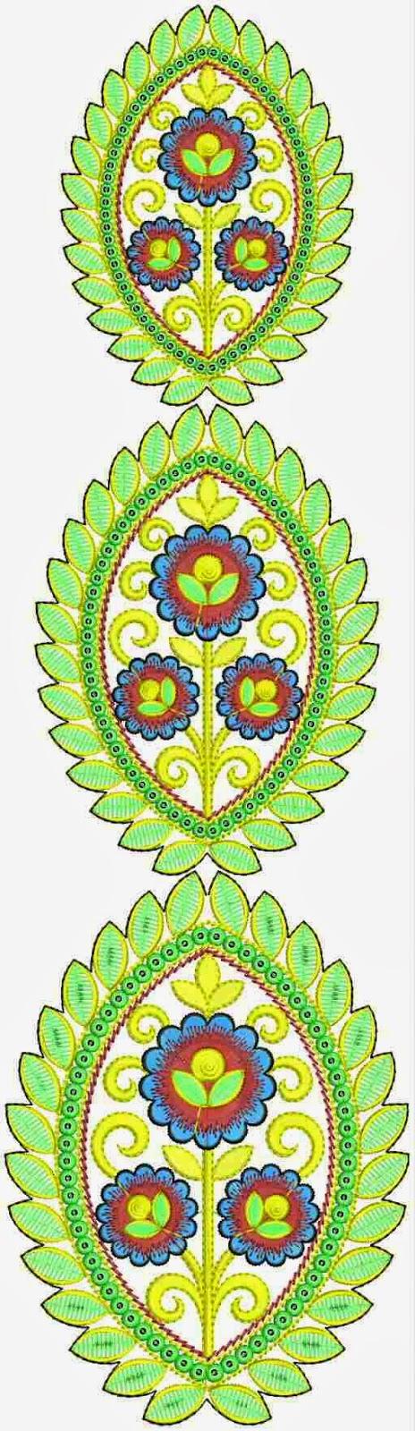 blink kleur appliekwerk