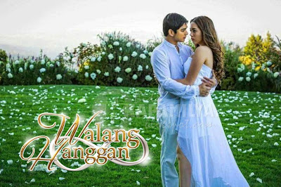 Julia Montes and Coco Martin in the record-breaking finale of Walang Hanggan