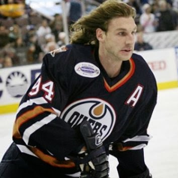 Hockey Hair Makes Me Happy Every Guy Who Ever Laces Up His Skates Dreams Of Having Flow On The Ice Guys Dont Always Change Their Lucky Socks Or