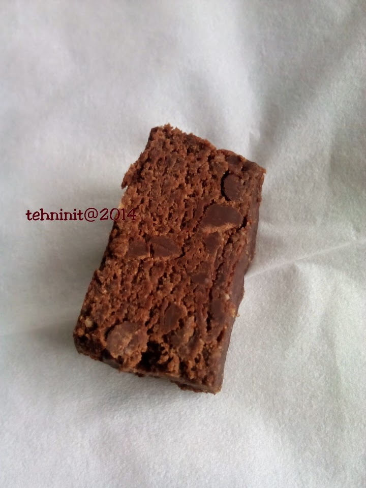 brownies-mentah