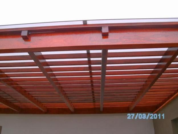 maderas para techo
