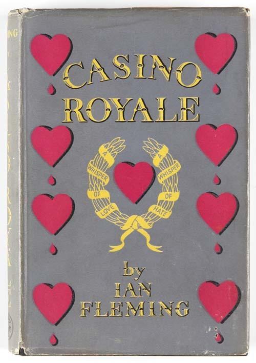 casino royal book