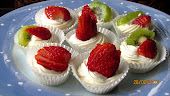 Strawberry Mini Pavlova