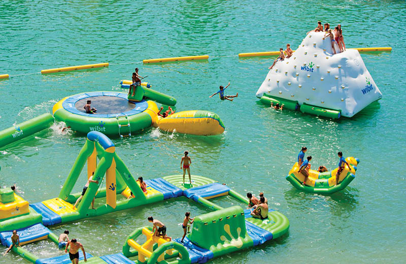 Amazing Inflatable Water Parks