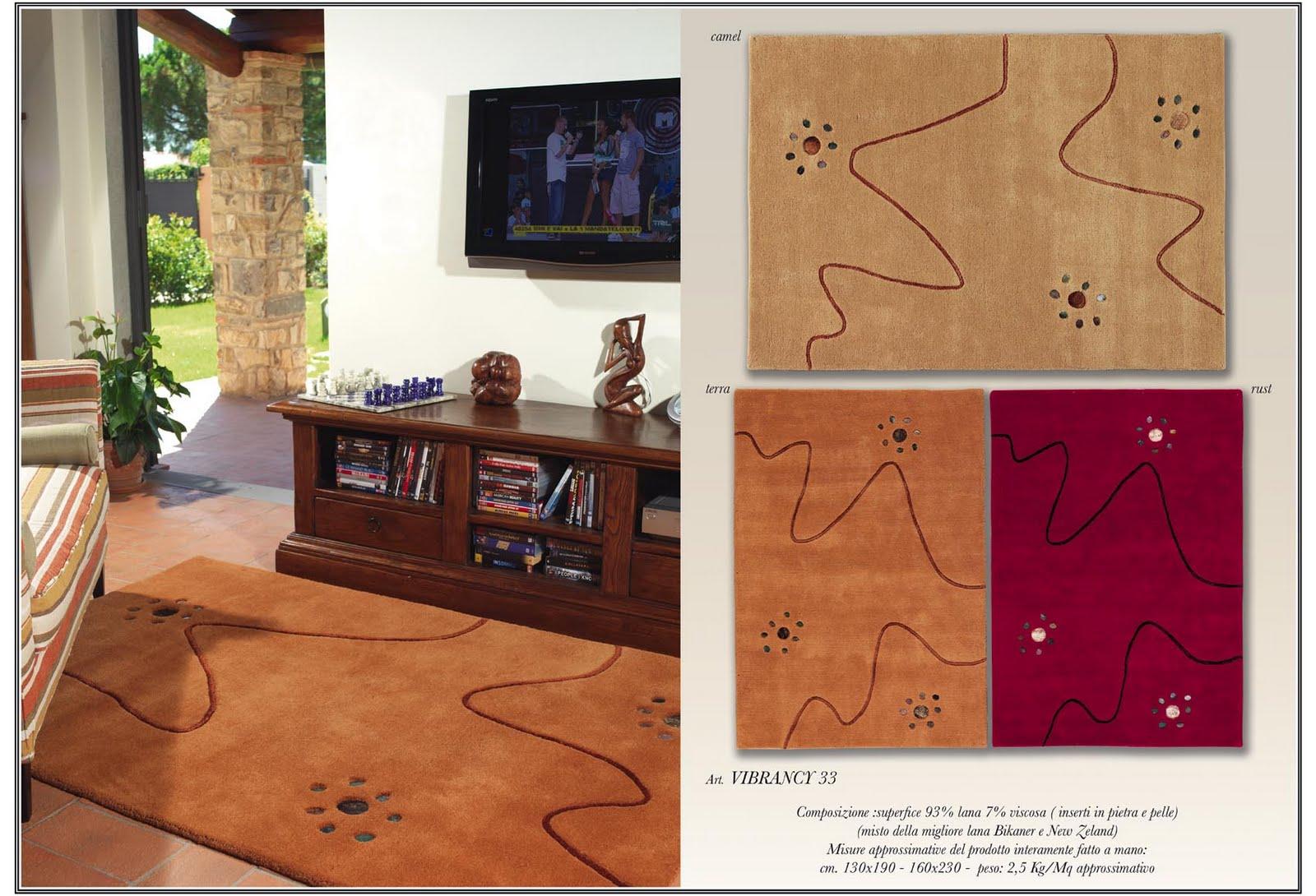 Fibre naturali e design originali tappeti cuscini - Tessili per la casa ...
