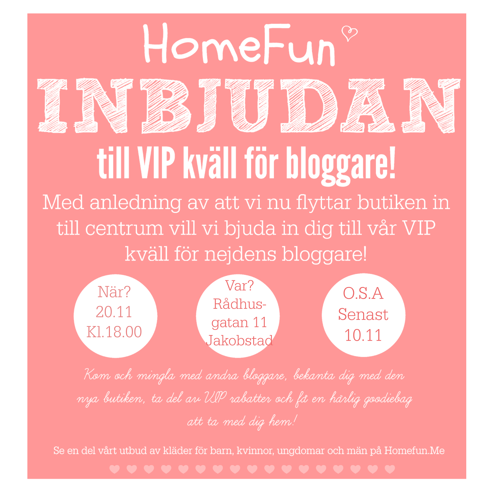 blogga och få gratis saker