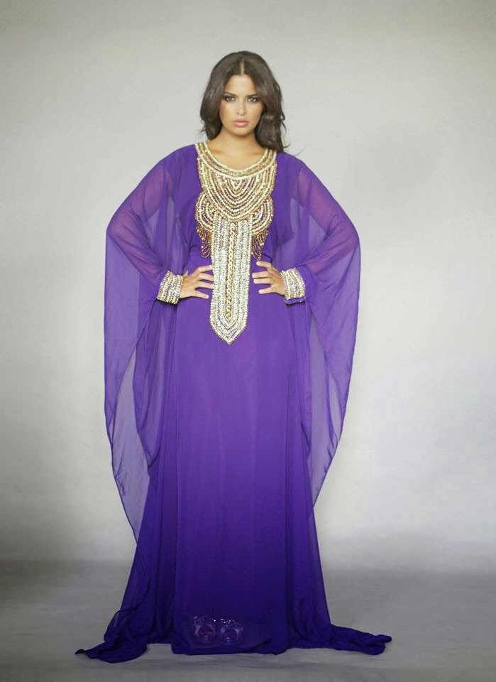 couleur Abaya 2014