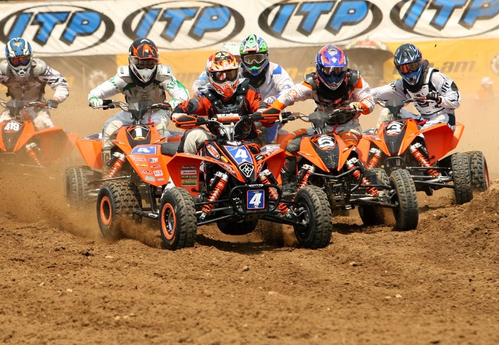 KTM 450 SX ATV Bikes Rally Images